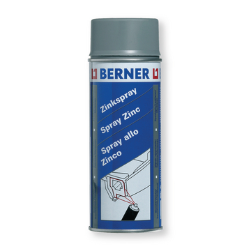 Spray zinc gris 400 ml